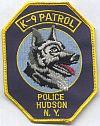 Hudson, K9