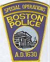 Boston, Special Operations