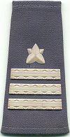 Kapitein, 1990 - 1995