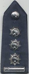Dirigerend officier 1e klasse 1982 - 1994
