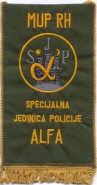 Vaantje arrestatieteam Alfa
