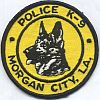 Morgan City, K9