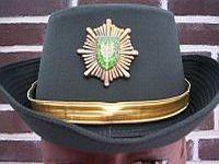 Nationale politie, dameshoed