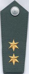 Volkspolitie, 1989 - 1990, hoofdcommissaris