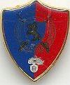 Carabinieri, borstembleem bereden groep