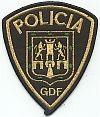 Nationale politie, G.D.F.