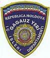 Nationale politie, Gagauz