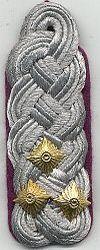 Brandweer, 1985 - 1989, kolonel