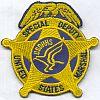 US Marshals, special deputy