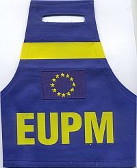 EUP missie, armband