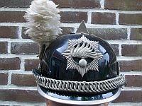 Groep Beredenen, gala helm ere- escorte, periode 1969 - 1982