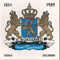 Reünie Brigade Apeldoorn