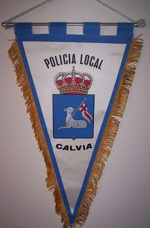 Lokale politie Calvia
