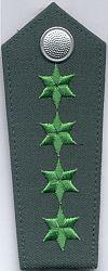 Volkspolitie, 1989 - 1990, bovenmeester