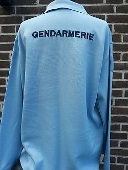 Gendarmerie, hoofdagent