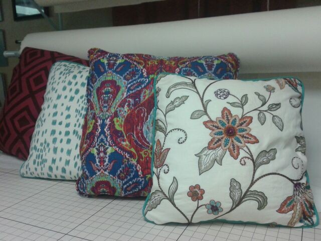 Decorative Fabric Pillows