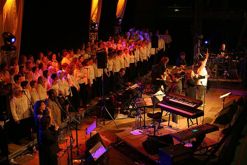 Gospelkonzert mit Gospelfire