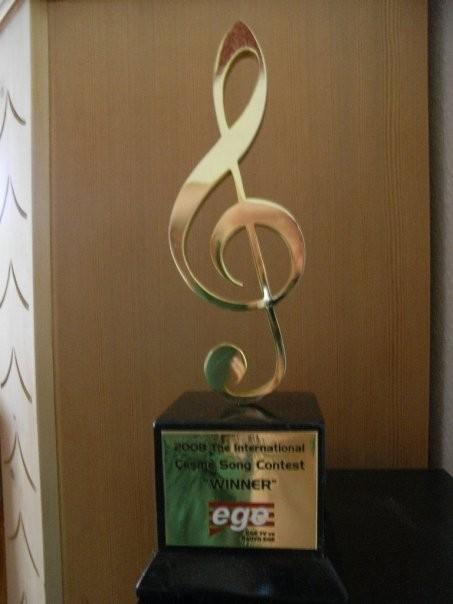 Cesme Intern. Songcontest 2009 / 1. Platz (Deutschland)