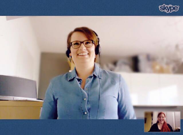 Skype-Vocalcoaching