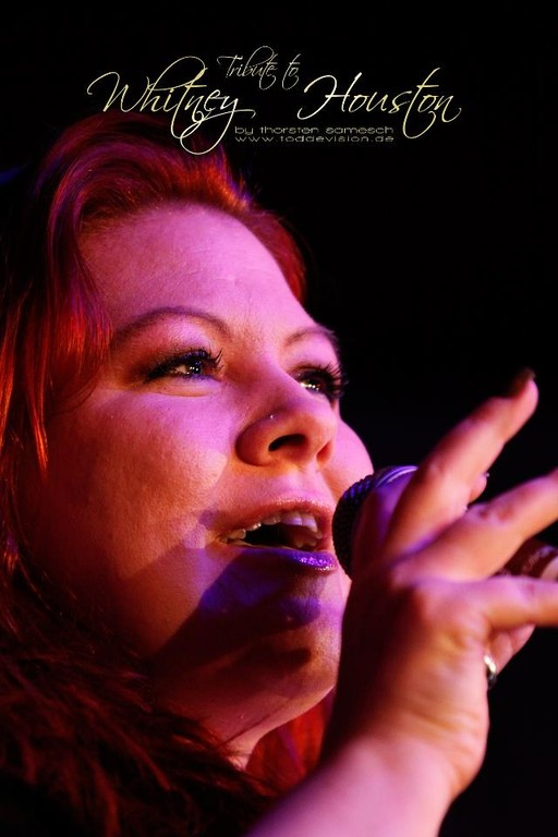 "11.03.2012, ""Tribute to Whitney Houston Allstars"" im Stageclub Hamburg / Foto by: Thorsten Samesch - http://www.toddevision.de"