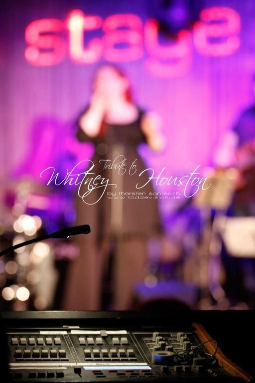 """11.03.2012, """"Tribute to Whitney Houston Allstars"""" im Stageclub Hamburg / Foto by: Thorsten Samesch - http://www.toddevision.de"""