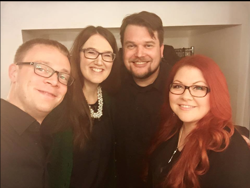 "Konzert mit ""Gospel with passion"""