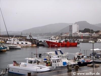 Fischerboote in Cala Ratjada