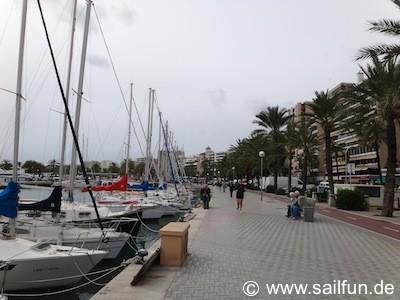 Promenade zur Altstadt
