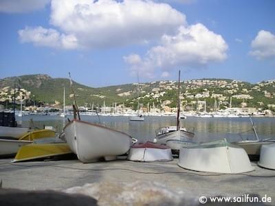 Sonniger Tag in Puerto de Andratx
