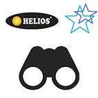 Ferngläser Helios Astronomie