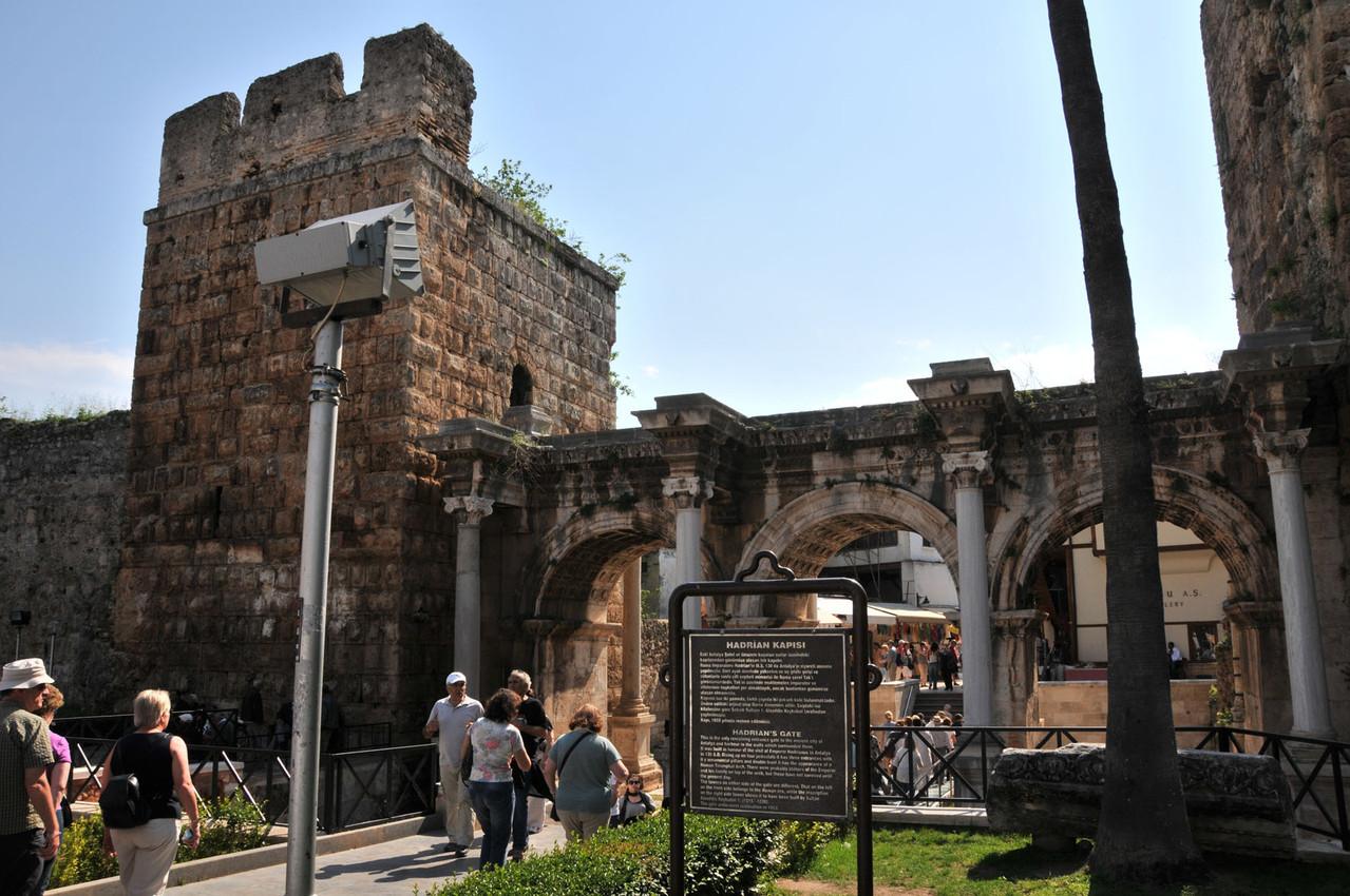 Hadrian Tor in Antalya
