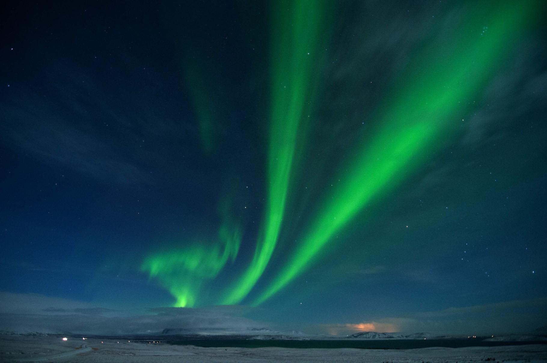 Nordlicht (Aurora Borealis)