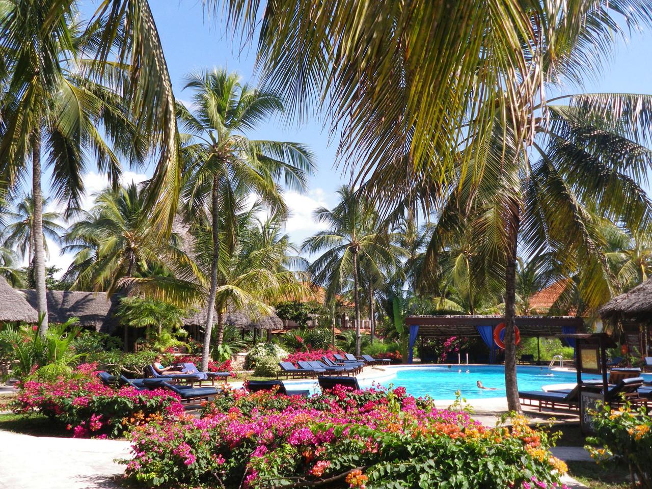 """""""Breezes Beach Club & Spa"""" - Luxus pur"""