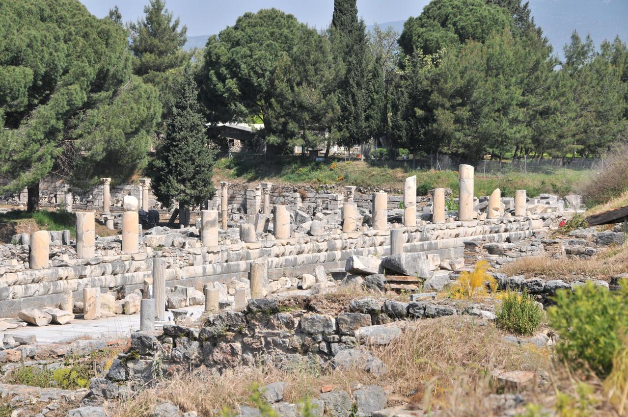 Ruinen des Artemis Tempels - eines der 7 Weltwunder