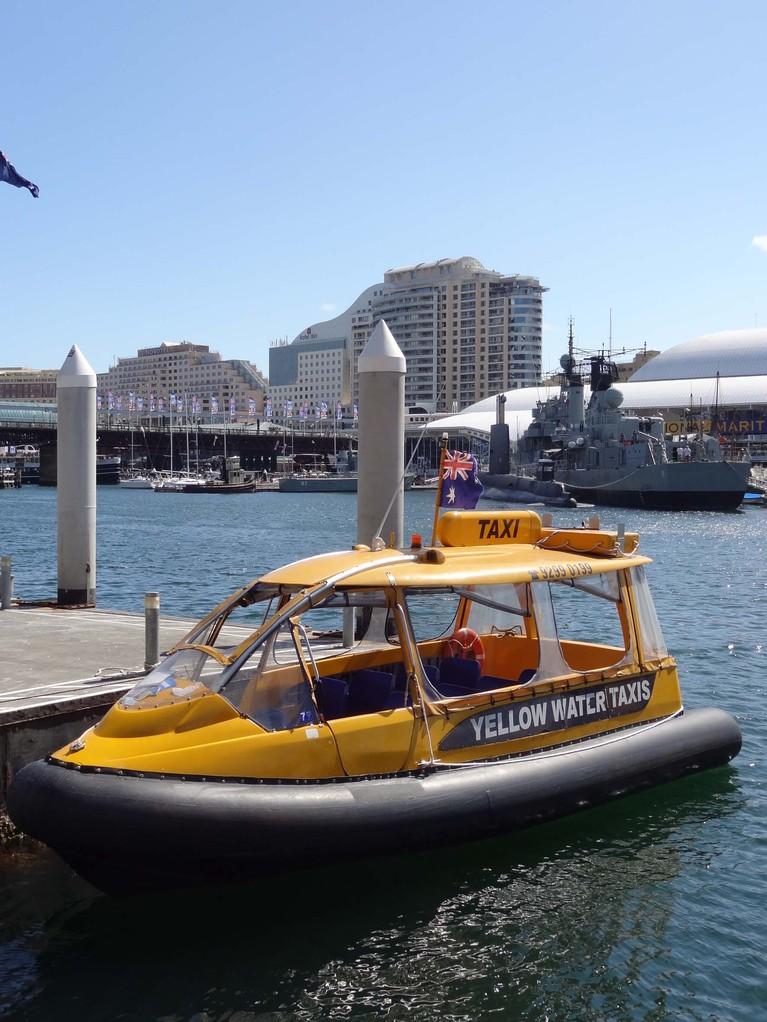 Wasser Taxi