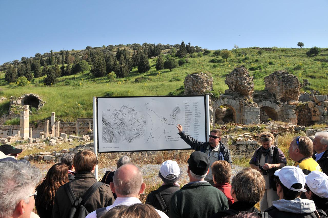 5. Tag - Ephesus bei Selcuk
