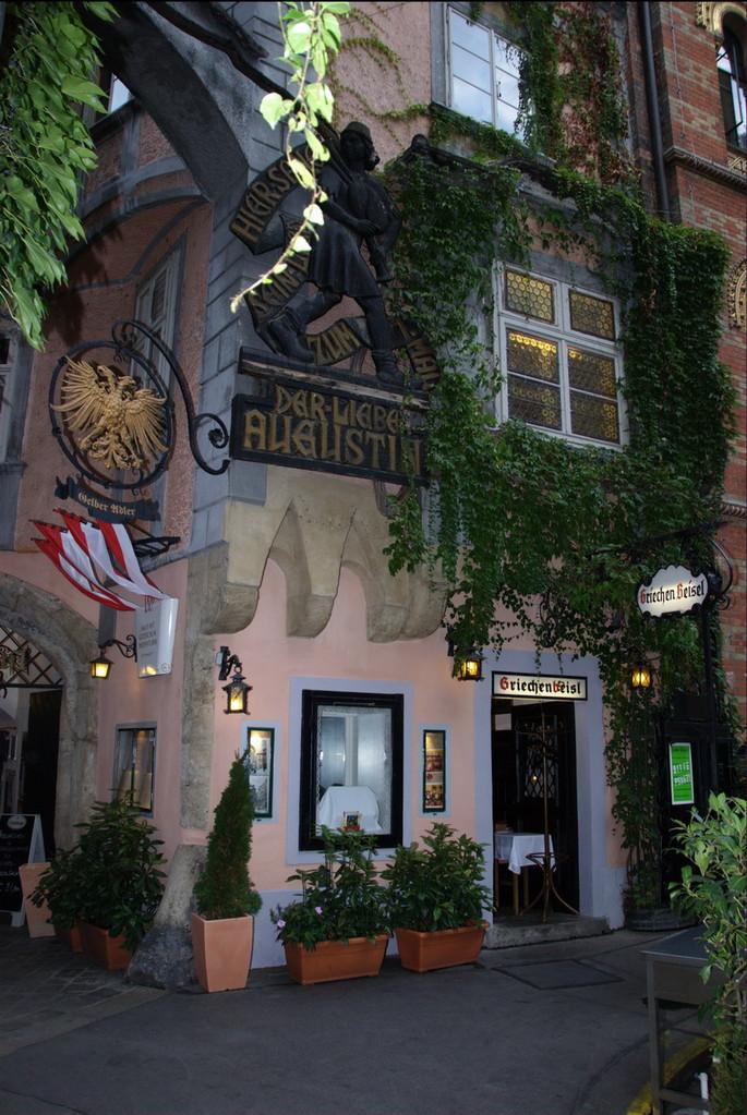 Das Griechenbeisl - die älteste Gaststätte von Wien