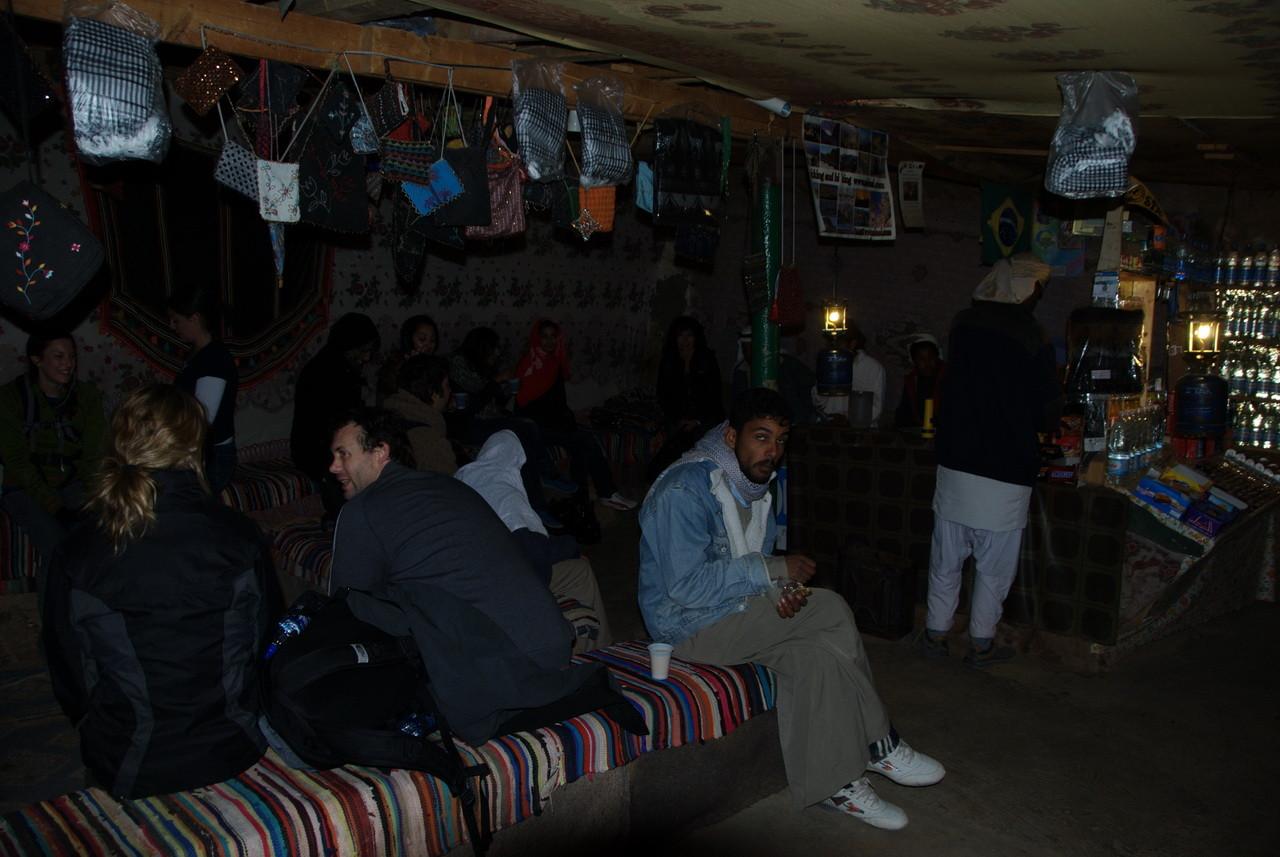 Nachtwanderung auf den Mount Sinai (Mosesberg)
