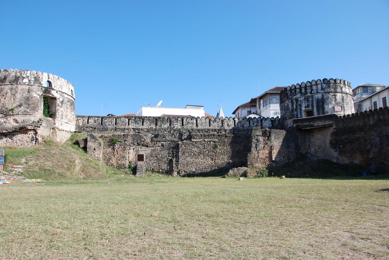 Das arabische Fort