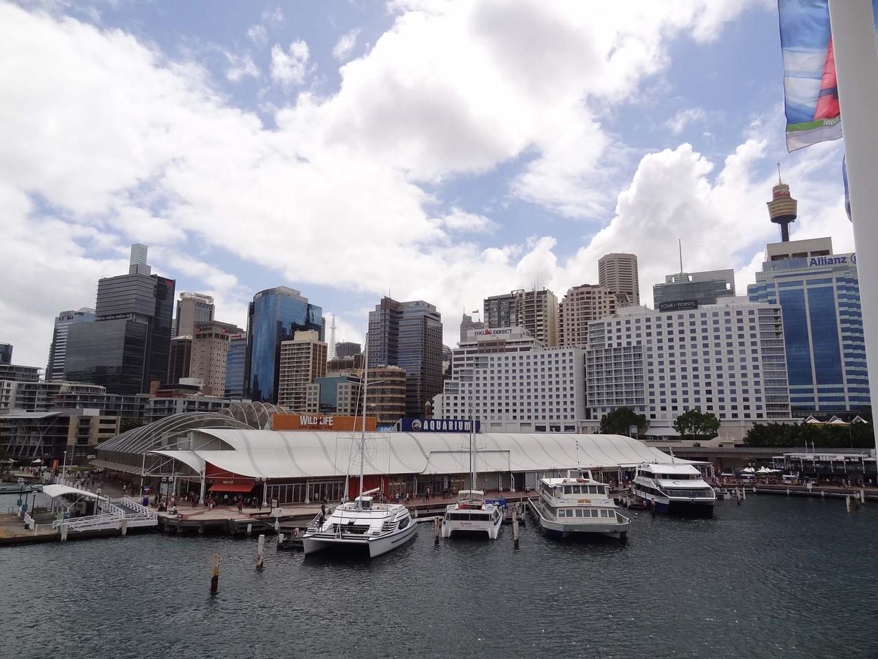 Sydney Aquarium und Zoo