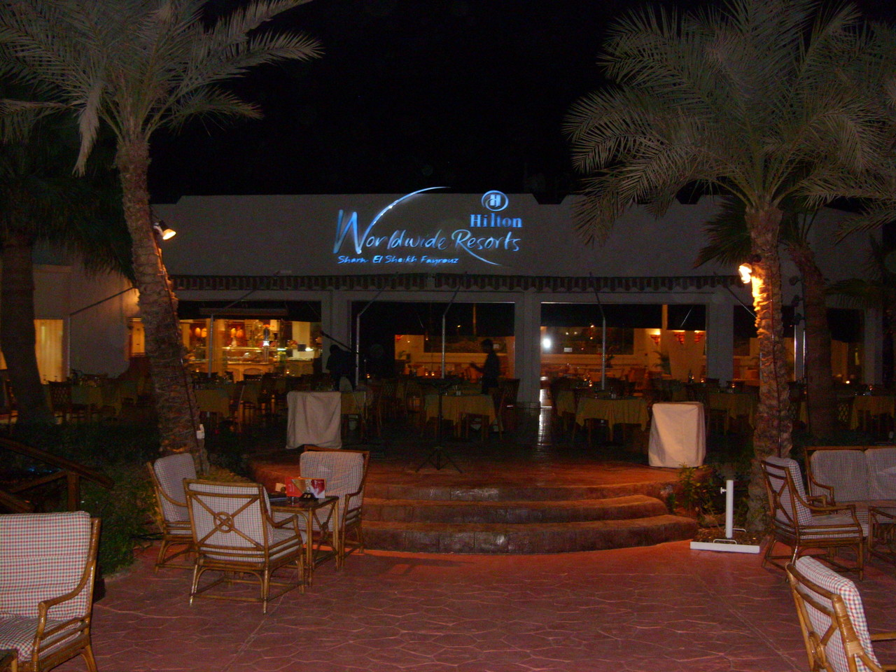Hilton Sharm El Sheik Fayrouz Resort, Naama Bay
