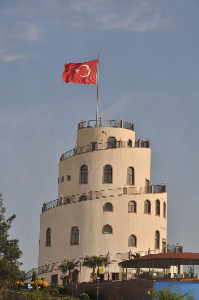 Hotel an der türkischen Riviera in Kumluca