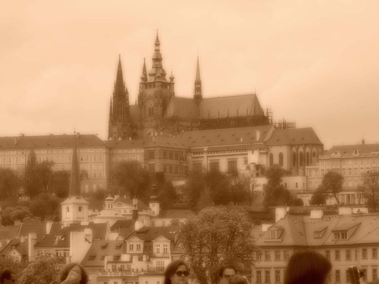 Prager Burg, St. Veits Dom