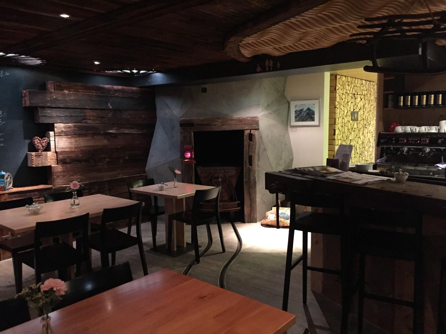 ...ein Fondue im Cafe 3692 - der Hammer...