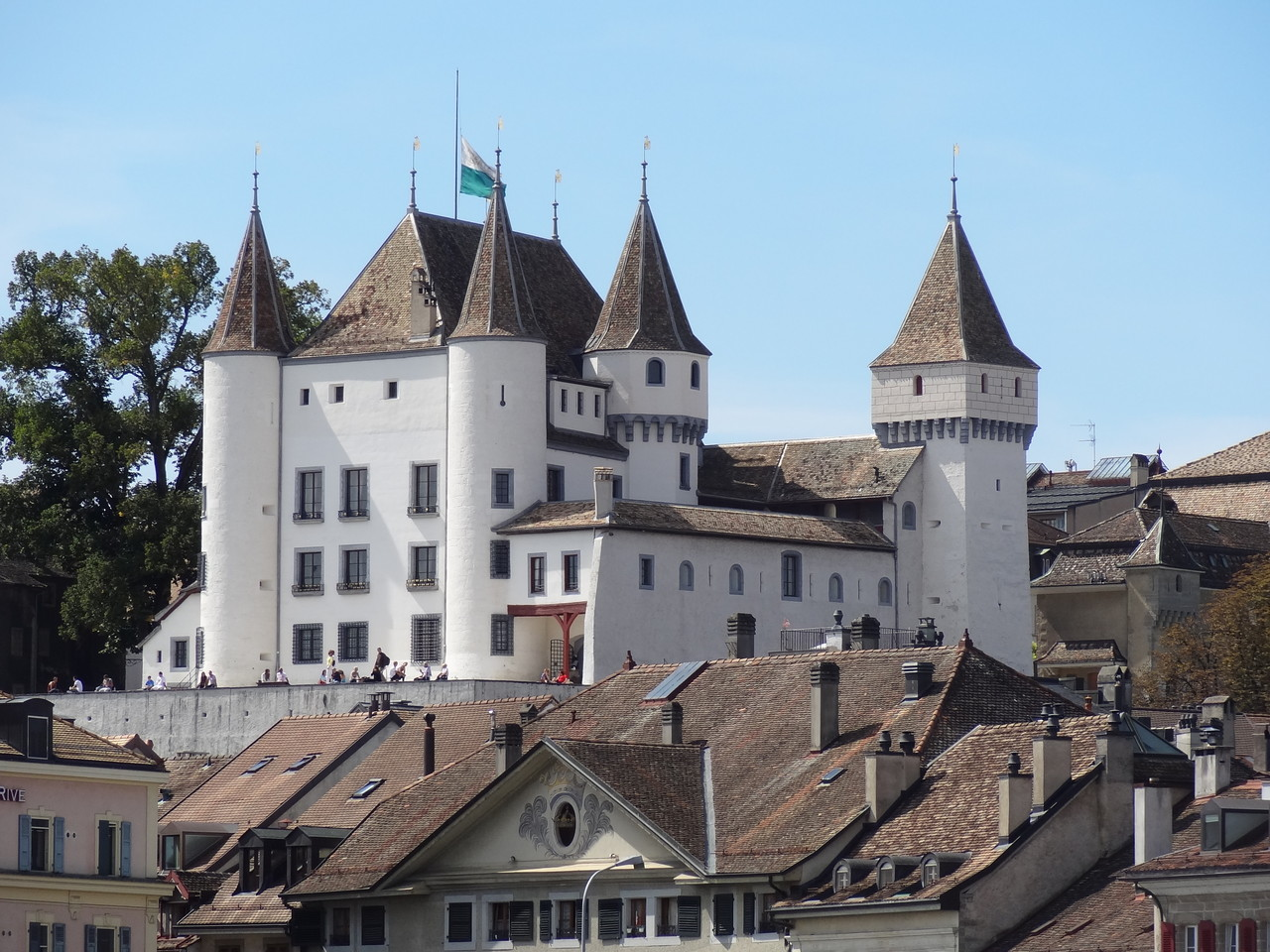 Schloss Nyon