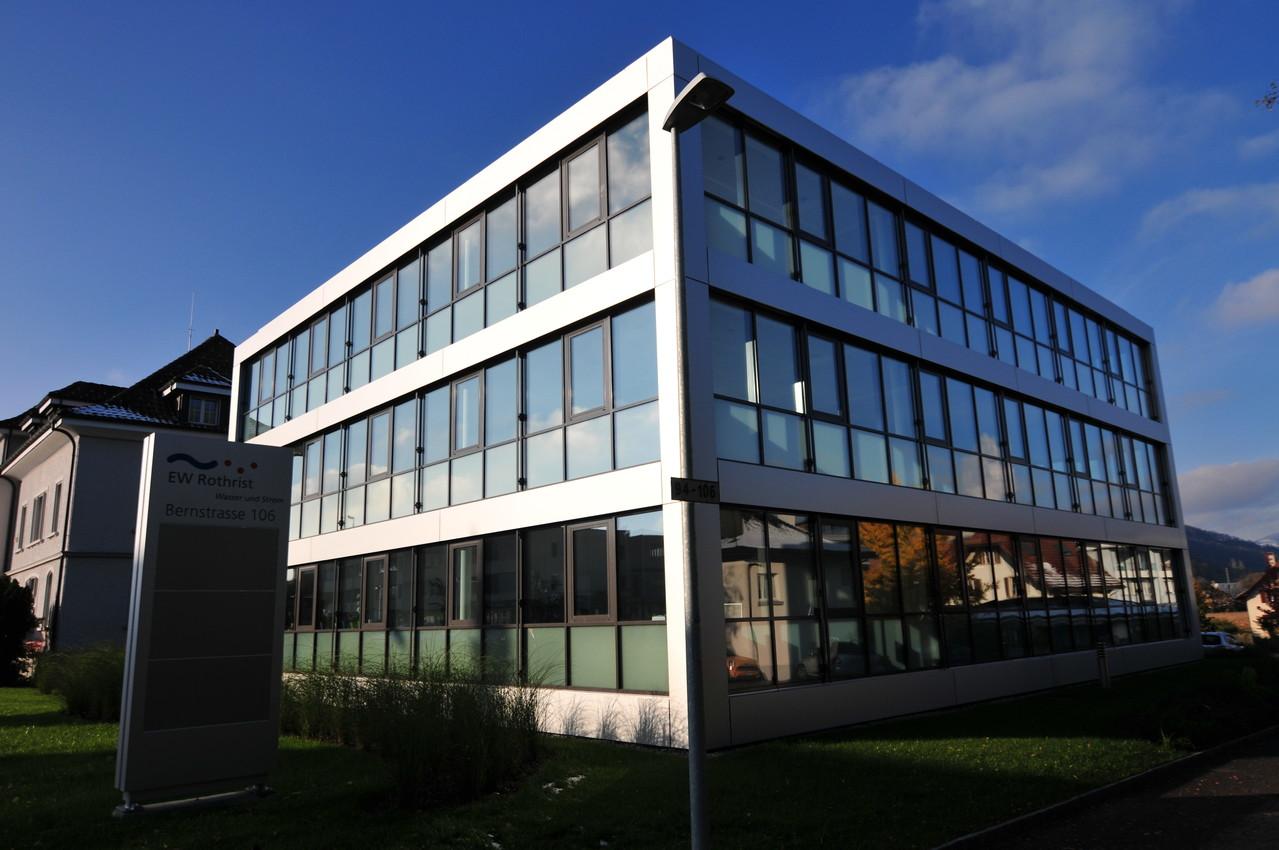 Gemeindehaus Rothrist