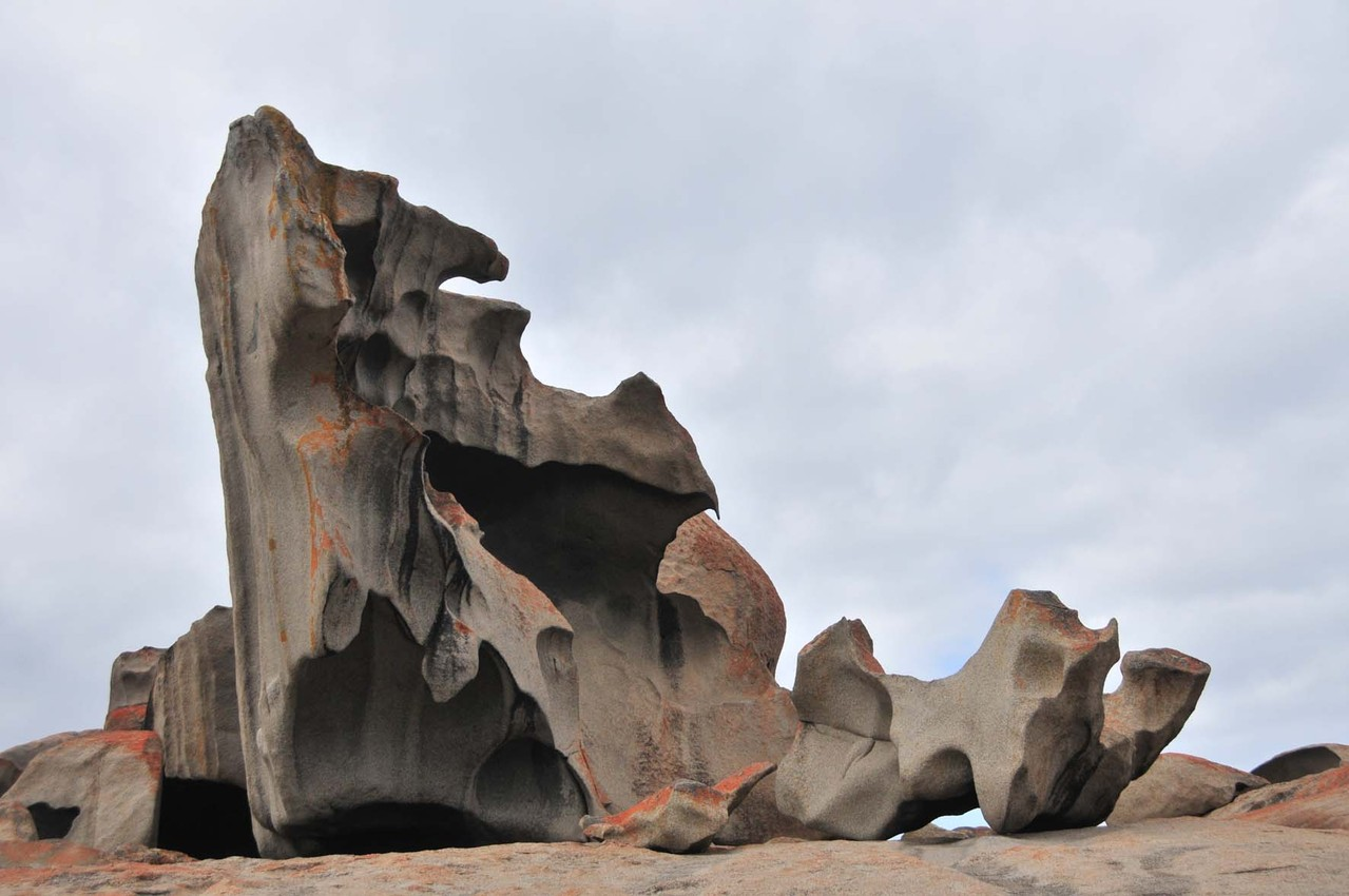 "Die ""Remarkable Rocks"""