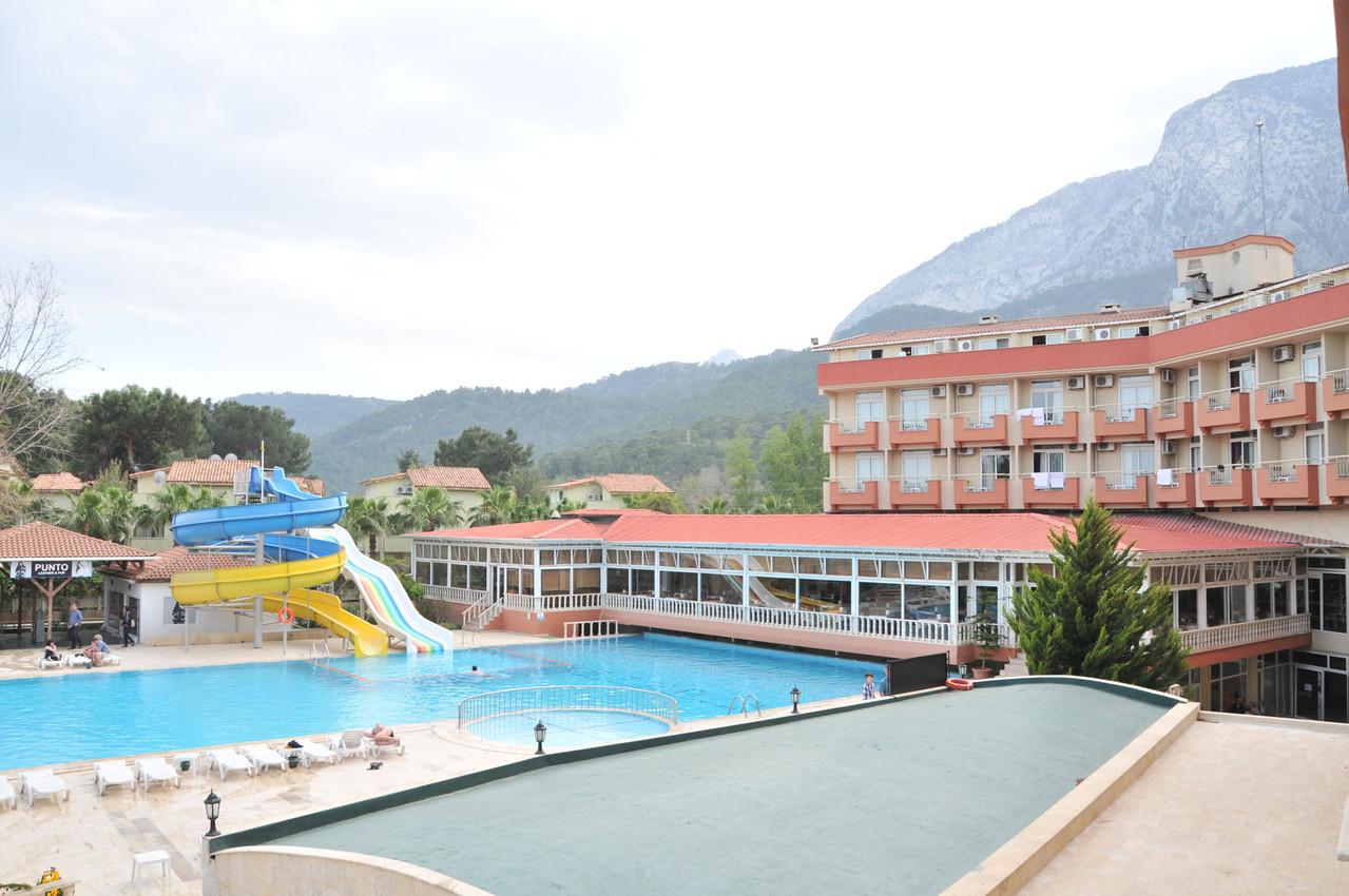 1. Tag - Flug ab Zürich und Ankunft im Hotel in Antalya