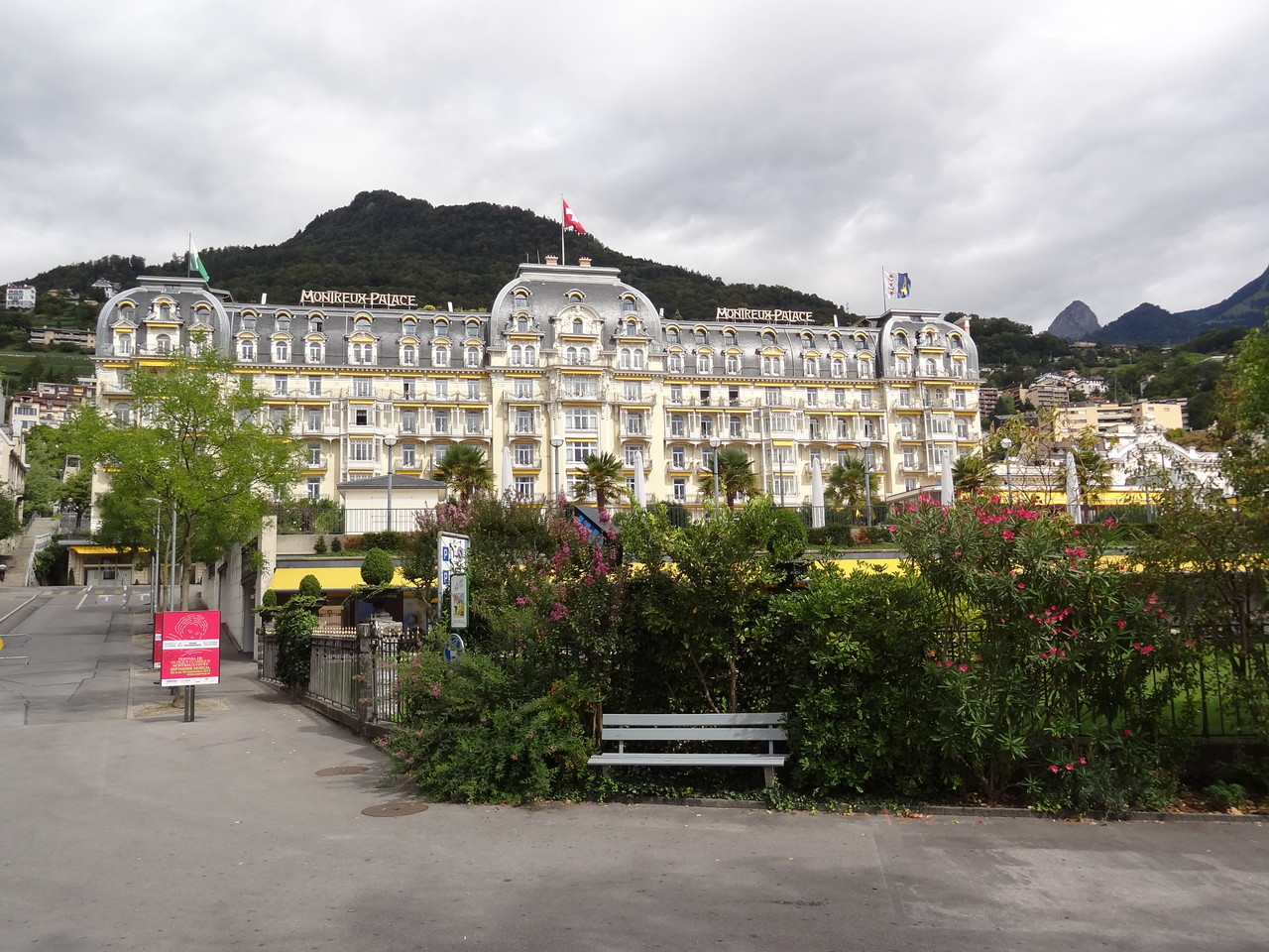 3. Halt in Montreux
