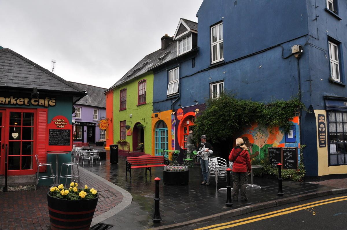 Das farbenfrohe Kinsale, Cork County